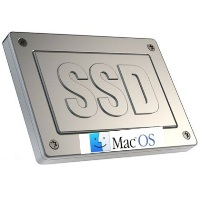 Disk Change to SSD Solid State, with MacOS software load